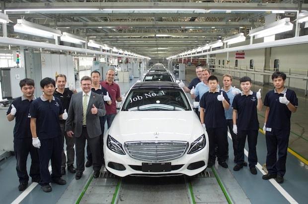 Photo of Langversion der neuen C-Klasse stärkt Mercedes-Benz Modellpalette in China