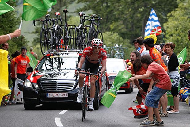 Photo of Continental-bereifte Profis glänzen bei Tour de France 2014