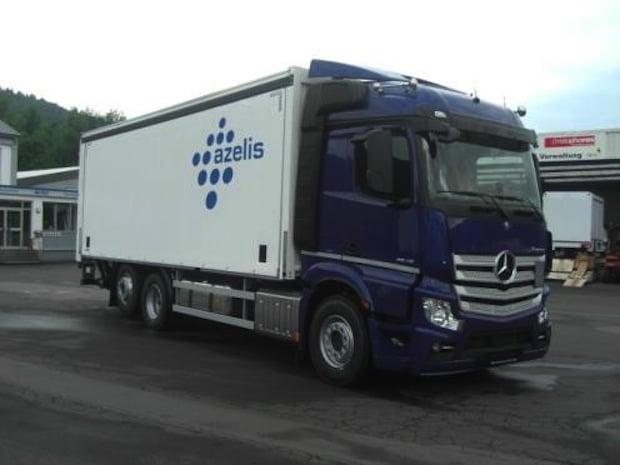 Photo of AZELIS erweitert Fuhrpark mit ORTEN SafeServer Fahrzeugtechnik..