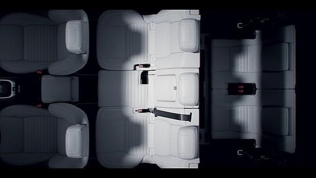 Bildunterschrift: Kurzfilm gibt einen Eindruck vom Innenleben des neuen Land Rover Discovery Sport.