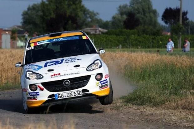 Photo of Opel auf der ADAC Rallye Deutschland