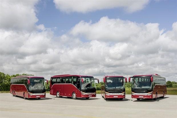 Photo of Omnibusse von Mercedes-Benz und Setra auf IAA Nutzfahrzeuge