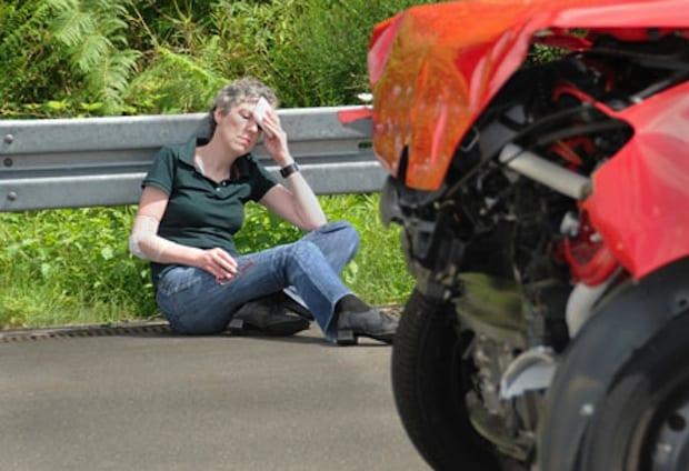 Photo of Verkehrsunfall: Auch die Seele leidet