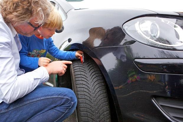 Photo of Reifen und Bremsen sind Sicherheitsfaktoren