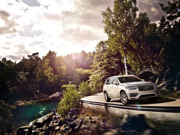 Photo of Weltpremiere des neuen Volvo XC90