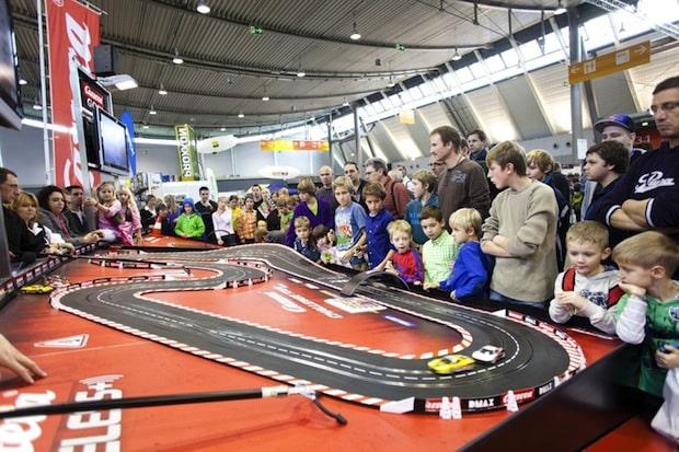 Photo of Start der Carrera Challenge Tour 2014 in Salzburg