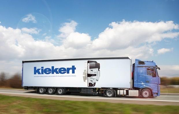 Photo of Kiekerts neueste LKW-Schloss-Generation