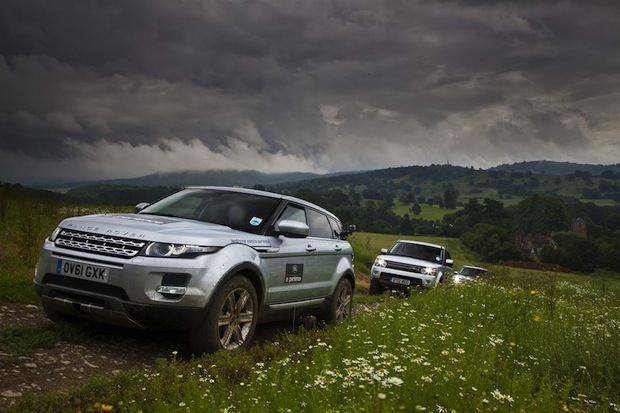Photo of Land Rover: Reise zur Defender-Produktion
