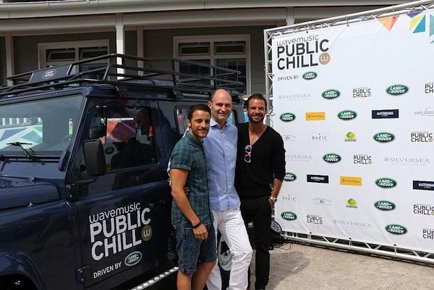 Photo of Land Rover Public Chill begeistert an der Nordsee mit Stargästen