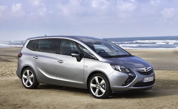 Photo of Opel Zafira Tourer jetzt mit 120 PS-Flüsterdiesel
