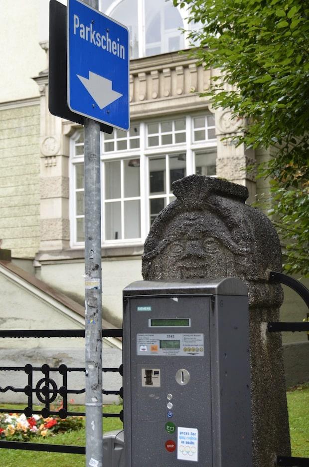 Photo of Parken an defekter Parkuhr