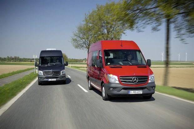 Photo of Mercedes-Benz Vans auf der IAA Nutzfahrzeuge