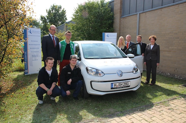Photo of Ein neues E-Auto für die BBS Burgdorf