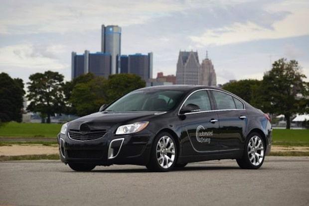 Photo of GM und Opel stellen Technologien für autonome Fahren vor