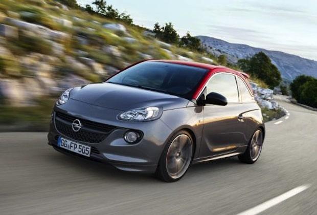 Photo of Der neue Opel ADAM S startet auf dem Pariser Salon