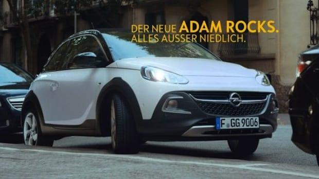Photo of Opel startet Werbekampagne für ADAM ROCKS