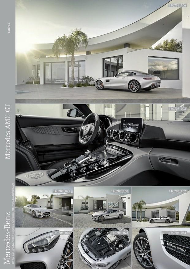 Bild: Mercedes-AMG GT