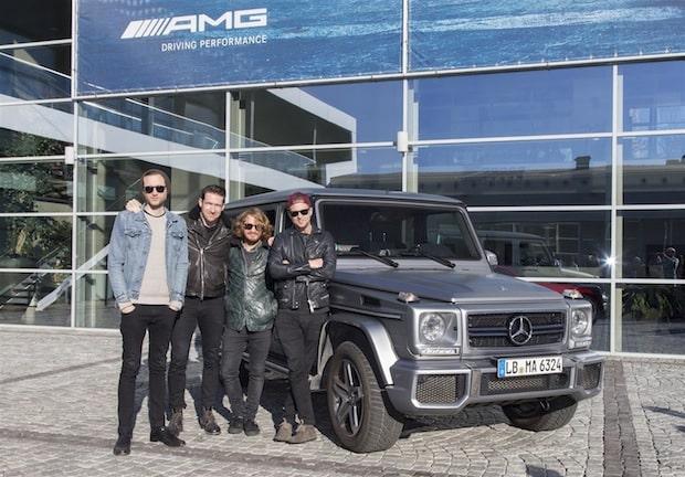 Photo of Ryan Tedder wird Mercedes-Benz Markenbotschafter