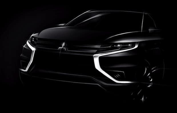 Photo of Mitsubishi Motors auf der Paris Motor Show  2014