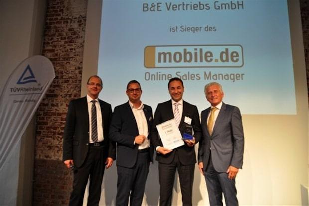 Photo of Volvo Partner erfolgreich beim Award für  Kundenzufriedenheit