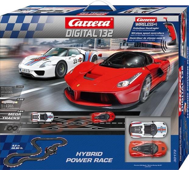 Photo of Geballte 1.850 PS in einem Carrera-Set