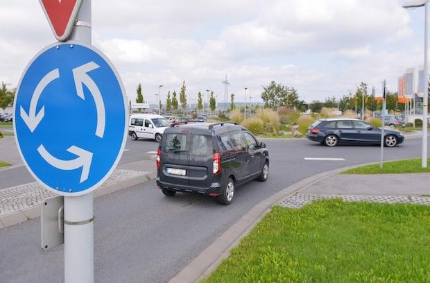 Photo of Fahrverhalten dem Kreisel anpassen