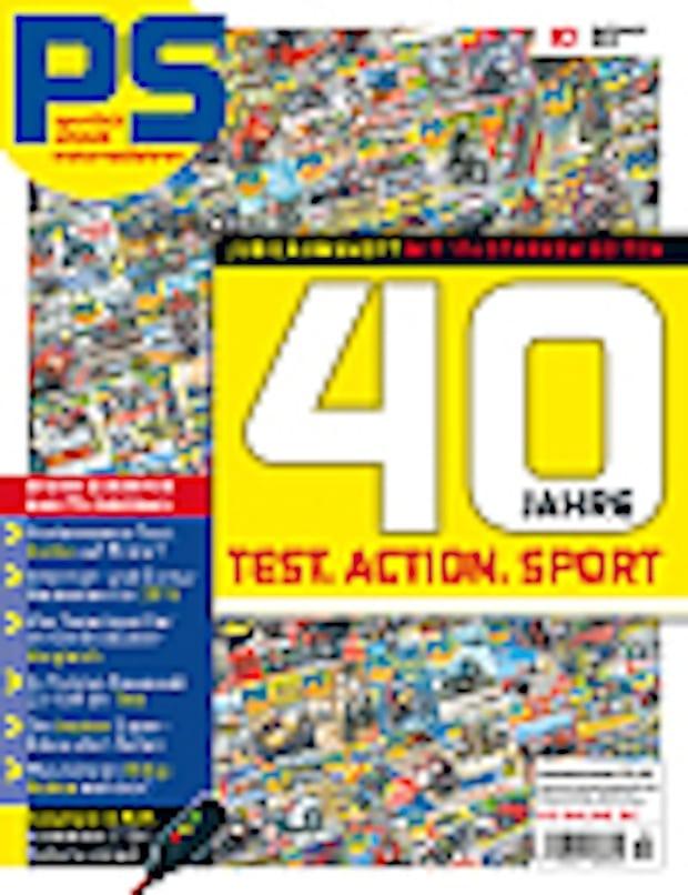 Photo of 40 Jahre Motorrad-Magazin PS