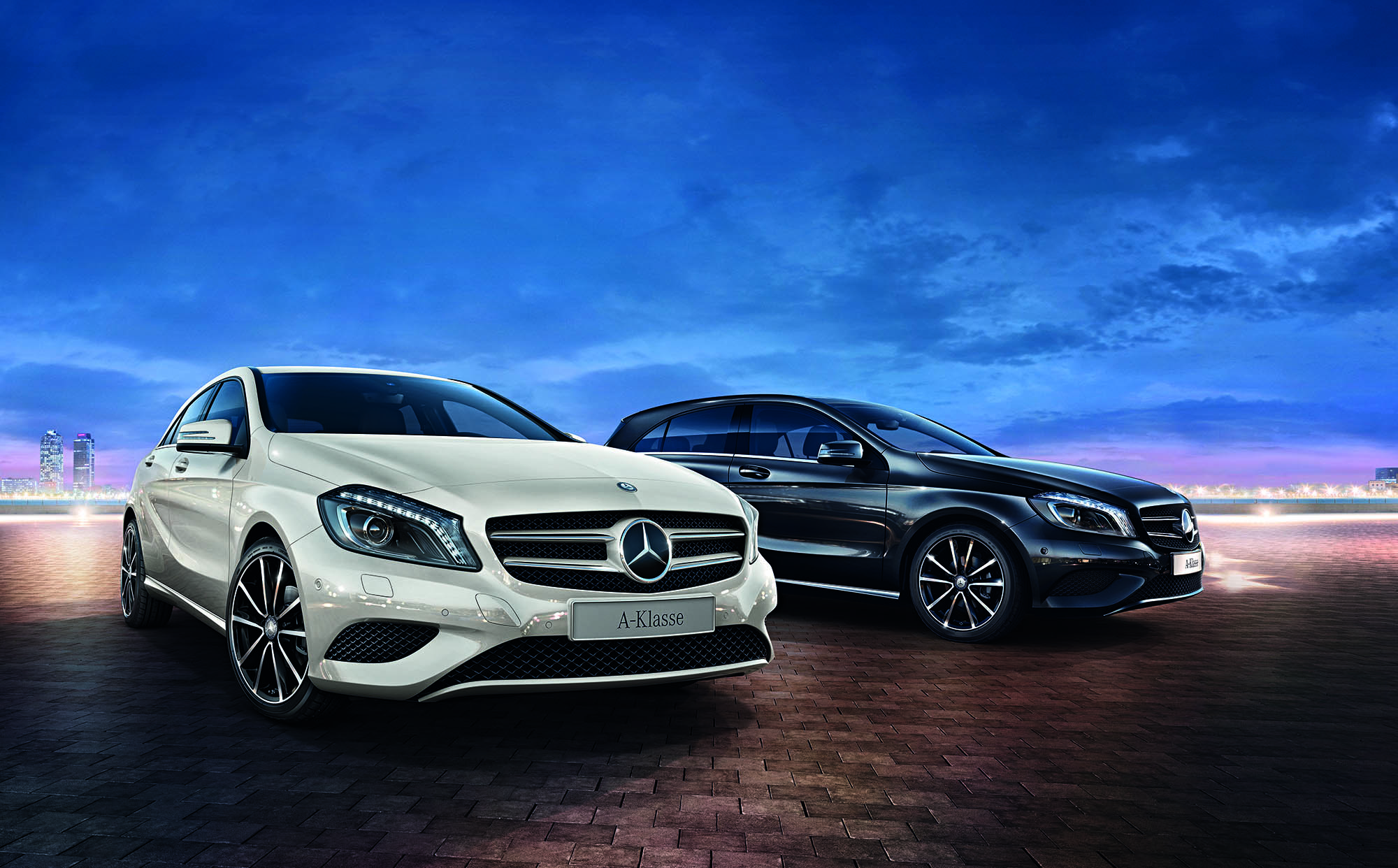 "Photo of Mercedes-Benz A-Klasse ""2 Style"""