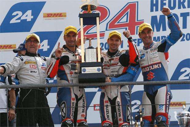 Photo of Suzuki-Sieg in Le Mans