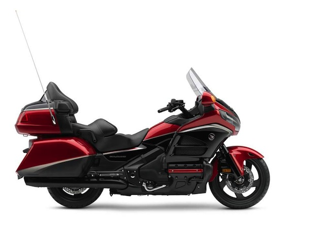 Photo of Honda Gold Wing, 40 Jahre Jubiläums-Modell