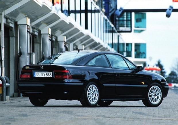 Photo of 25 Jahre Opel Calibra