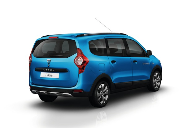 Photo of DACIA LODGY STEPWAY UND DOKKER STEPWAY