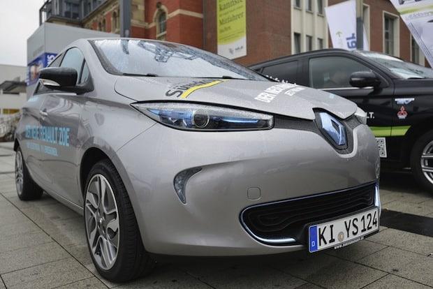 Photo of E-Mobilität im Pendlerverkehr
