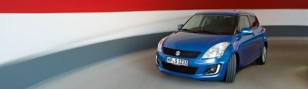 Photo of Suzuki verkauft weltweit den 4-millionsten Swift