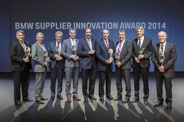 Photo of PIRELLI GEWINNT DEN BMW SUPPLIER INNOVATION AWARD