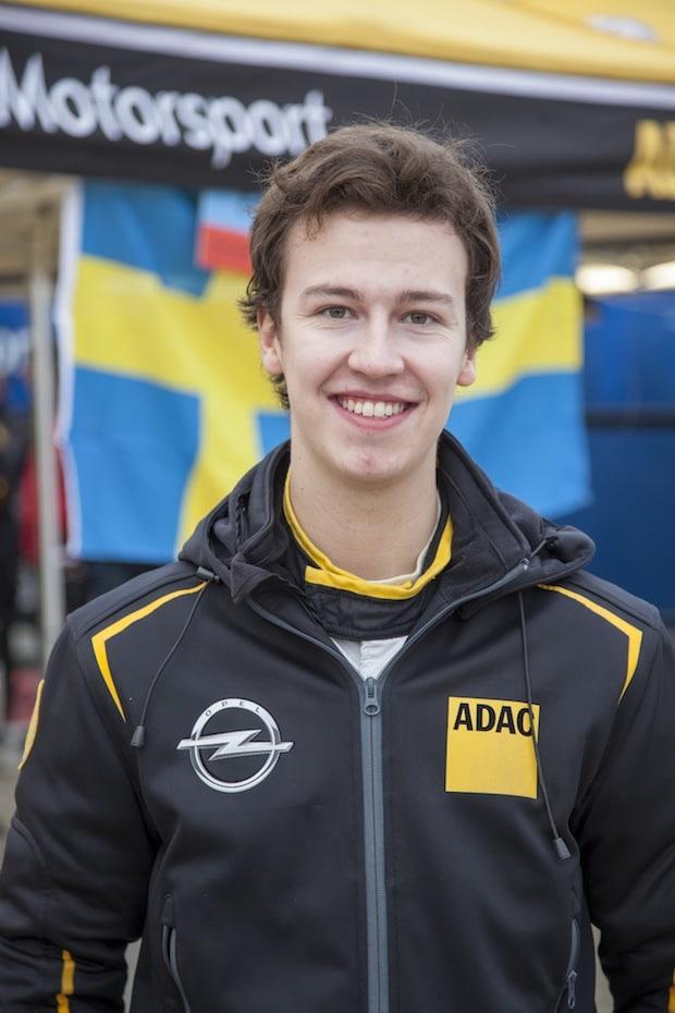 Photo of Bergkvist wird dritter Förderpilot von Opel und ADAC