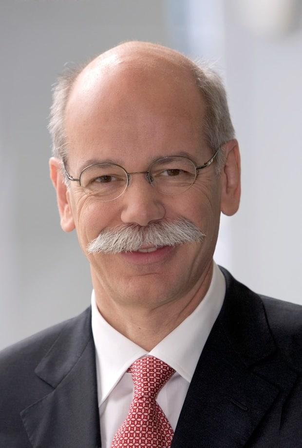 Photo of Dr. Dieter Zetsche erhält Eurostar 2014