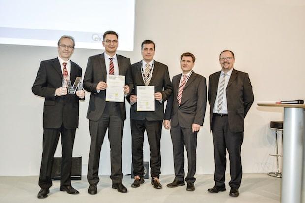 Photo of Doppelsieg für Mercedes Innovationen bei MATERIALICA 2014