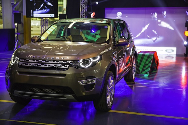 Photo of Produktionsstart des neuen Discovery Sport
