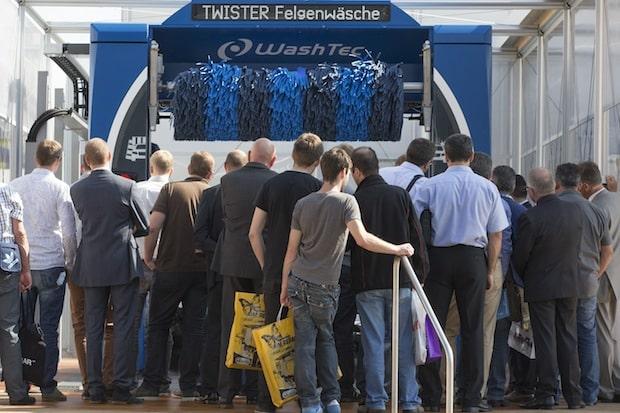 Photo of WashTec auf der automechanika in Frankfurt
