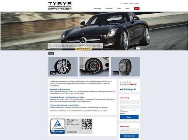 Photo of Komplettradvermarkter TYSYS zeigt seine Kompetenz