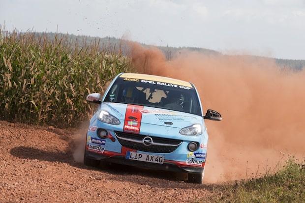 Photo of Aufbruch ins dritte Jahr des ADAC Opel Rallye Cups