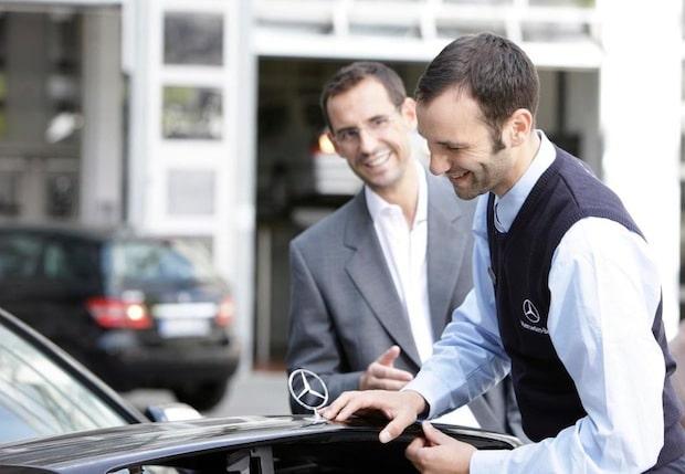 Photo of Servicequalität durch Mercedes-Benz Global TechMasters