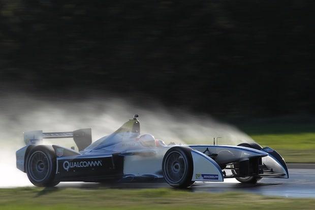 Photo of Michelin und Renault Sport Technologies