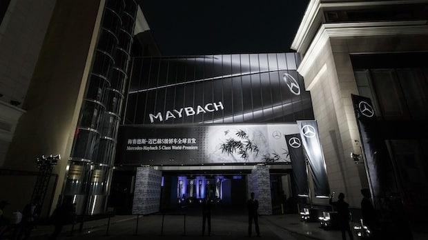 Photo of Weltpremiere der Mercedes-Maybach S-Klasse