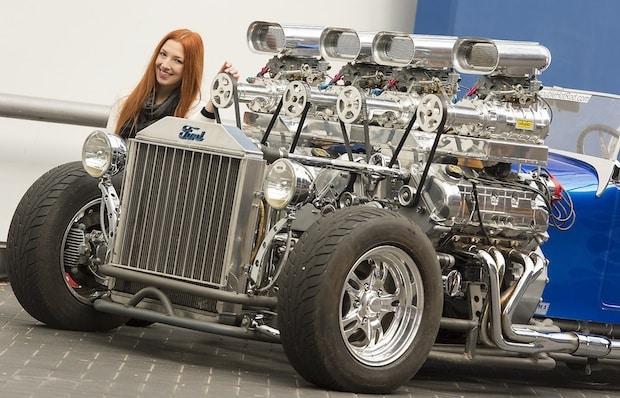 Photo of Designstudien und Kurioses auf der Essen Motor Show