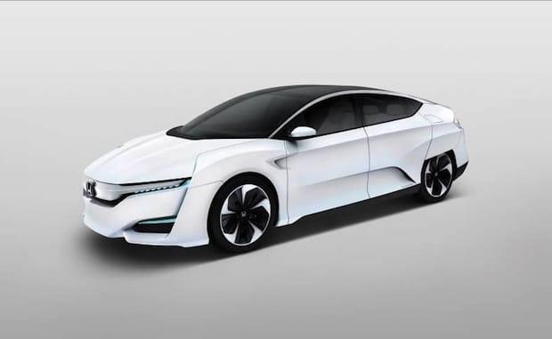 Photo of Weltpremiere des Honda FCV Concept