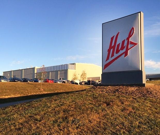 Photo of Huf nimmt neue Lackieranlage in Tennessee in Betrieb