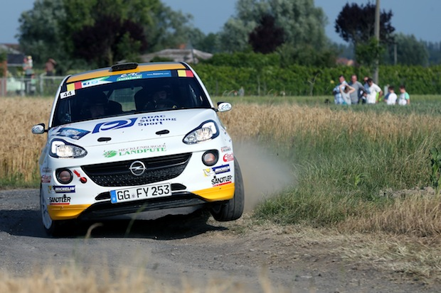 Photo of Das ADAC Opel Rallye Junior-Team startet  2015
