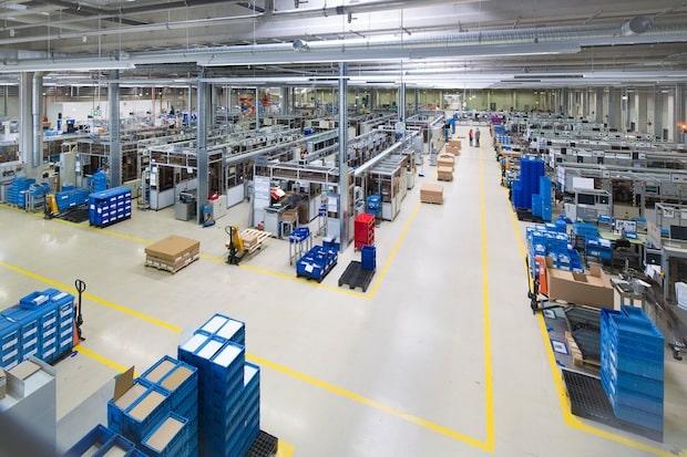 Photo of Produktion im neuen Pierburg-Werk